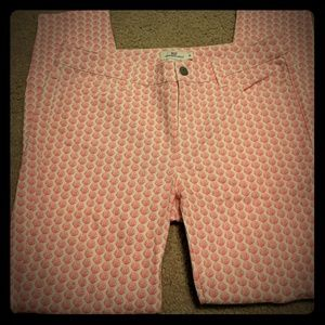 Vineyard Vines Straight leg Seashell Jeans